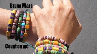 Bruno Mars - Count on me (tradução)