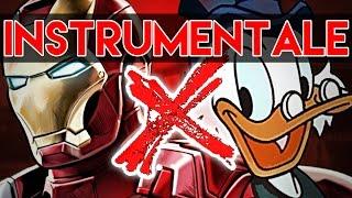 Picsou VS Iron Man - INSTRUMENTALE [XPB03]