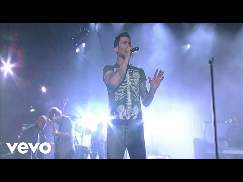 maroon-5-sunday-morning-live-on-letterman-maroon5vevo
