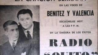 Dúo Benitez-Valencia Sendas Distintas.