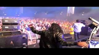 BENNY BENASSI Feat. GARY GO - Cinema live Creamfields 2011