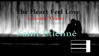 DJ St Etienne - The Heart Feel Love (acoustic teaser) - Live Movie Version