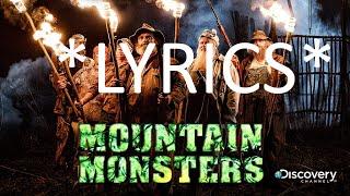 mountain man town lyrics. (updated link)