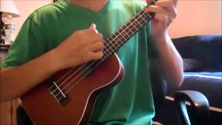 Stairway to Heaven Ukulele Cover