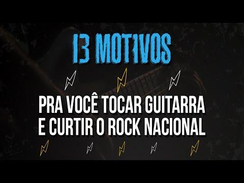 Dia Mundial do Rock - 13 motivos para você continuar tocando guitarra e curtir ROCK