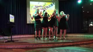 Spice Girls Wannabe...Karaoke #BrittsBashBash