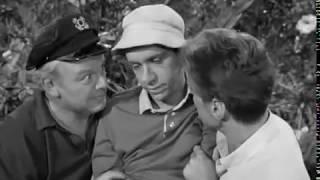Gilligan's Island ~ Gilligan hurts his nose