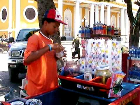 granada – agua helada at plaza de la independencia