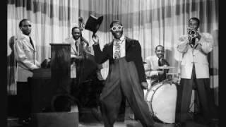 Louis Jordan ---Blue Lite Boogie