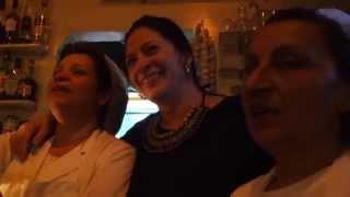 Surround Sound Lisbon-Style in a Fado Restaurant