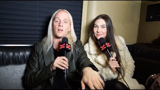 "Amaranthe on ""True"" Music Video & 'Breaking Point' B-Sides Album"