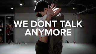 We Don't Talk Anymore - Charlie Puth / Lia Kim & Bongyoung Park Choreography