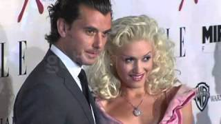 Gwen Stefani at the 'The Aviator' Los Angeles Premiere