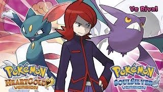 Pokemon HeartGold/SoulSilver - Battle! Rival Music (HQ)