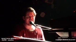 "Jarryd James ""Slow""(encore)@KNUST in Hamburg/Germany on March 6, 2016"
