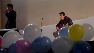 Yo tengo un nuevo amor (Roberto Orellana)- Cover-FESTIVAL VOCACIONAL LOJA 2016