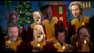 Home Alone-Somewhere in my memory With Marv