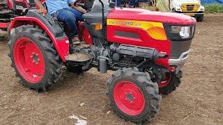 Mahindra Jivo 245 Di 4wd Mini Tractor Full Features and