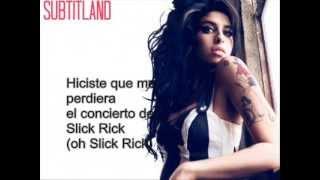 Amy Winehouse - Me & Mr. Jones (Subtitulada en Español)