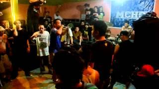 Gardo - Energy (Shrapnel cover) Kaamulan Punk HxC Fest 5