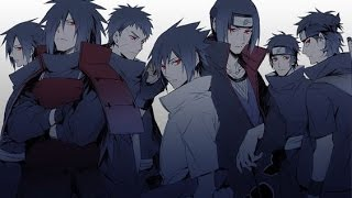 Uchiha Clan「AMV」- Leave It All Behind ᴴᴰ (Rework)