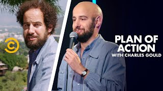 A Comedian Confronts His Extreme Anxiety About Balding
