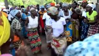 Danças  Tradicional-Nhambarro