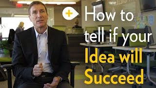Will Your Startup Idea Succeed?