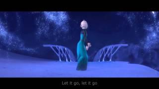 Let it Go - Comparison Man and Woman | Libre Soy - Comparación Hombre y Mujer