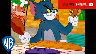 Tom & Jerry | Food, Glorious Food! | Classic Cartoon Compilation | WB Kids