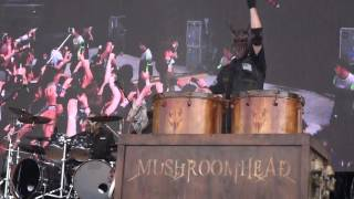 """Mushroomhead Live Mexico Hell & Heaven Fest 2016 """"Our Apologies"""""""