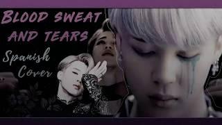 BTS - Blood Sweat & Tears cover en español ver. fem