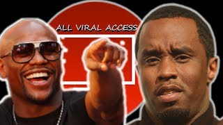 Floyd Mayweather Calls Out Diddy For Not Paying 10K For VIP & Offered 5K 50 Cent Claps At Floyd