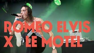 Romeo Elvis x Le Motel - Tu Vas Glisser - Live (Rock en Seine 2017)