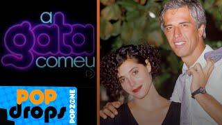 A Gata Comeu vai reestrear #PopDrops @PopZoneTV