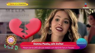 ¿Danna Paola de pleito con Marjorie de Sousa? | Sale el Sol