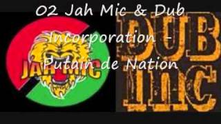 Jah Mic & Dub Incorporation - Putain de Nation