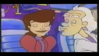 volver al futuro la serie animada - latino
