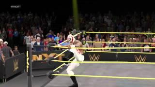 WWE2K15: LUCHA UNDERGROUND STARS! + ENTRANCES