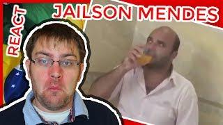 PAI DE FAMILIA JAILSON MENDES (MEME) | REAÇÃO GRINGA | Amigo Alemão