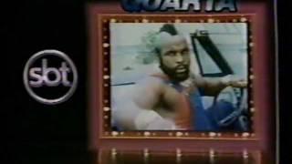 1987-02 Esquadrão Classe A - propaganda SBT - episódio inédito