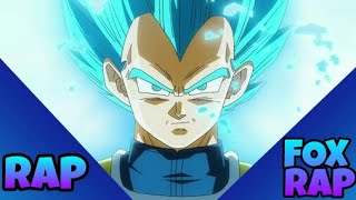 Rap do Vegeta (DRAGON BALL Z)Tributo 01