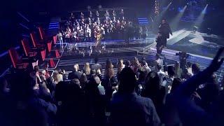 "Mentori: ""Counting Stars"", OneRepublic - The Voice of Croatia - Season 1 - Blind Auditions 1"