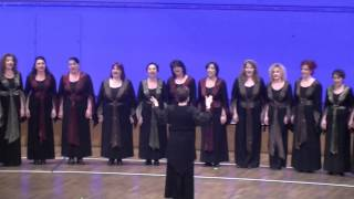 The mistery of the Bulgarian voices - Sednalo e Djore dos
