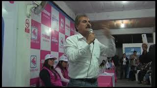 Julio Gago  Restituirá parque zonal Wiracocha a San Juan de Lurigancho