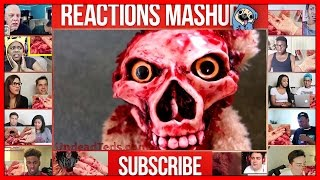 Try Not To Get Scared Challenge (Reaction) Reactions Mashup