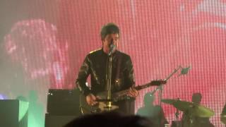 Noel Gallagher's High Flying Birds- In The Heat Of The Moment (Nottingham 6th March 2015)