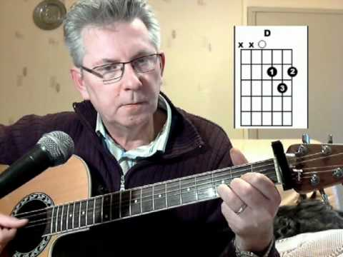 Comment jouer C'est une Poupée de Michel Polnaref à la guitare