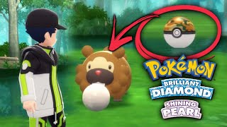 Pokemon Brilliant Diamond and Shining Pearl hands-on previews, gameplay, and screenshots