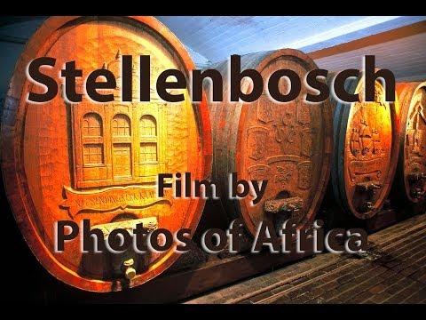 Stellenbosch – South Africa – South Africa Travel Channel 24
